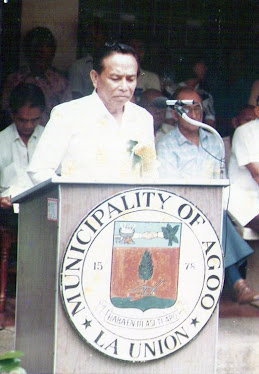 OIC-Mayor Tony Estrada Sr