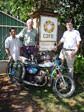 CARE&#39;s office, Ratanakiri, North East Cambodia, The Final &#39;Leg&#39; of the Ho Chi Minh Trail