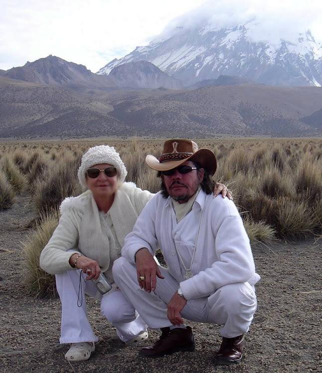 SAJAMA: LA NAZCA BOLIVIANA