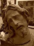 Busto de Cristo Yacente