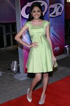 Liyana Jasmay in ANIZAM YUSOF @ Anugerah Juara Lagu 23
