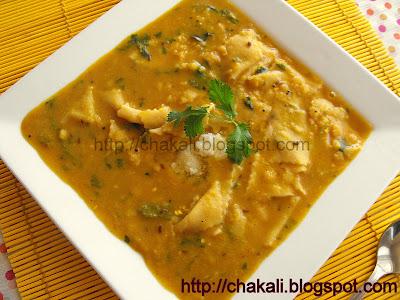 varanfal, chakolya, dalchaktya, dalfal, Maharashtrian healthy snack, one bowl meal