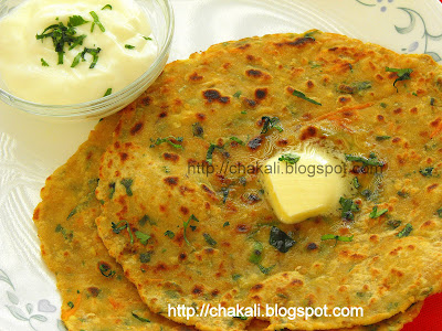 tofu recipes, paratha recipe, tofu paratha, Parathas with Tofu,Indian Bread Recipe