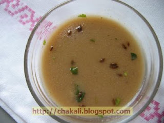 Kulith Kalan, Horsegram recipe, Kulathache Kalan, healthy recipe, heart healthy food, soup recipe, indian soup recipe