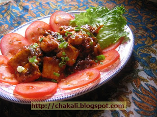 Paneer recipe, chili paneer, starters recipe, chinese paneer starter recipe, indian grocery, food, spicy chili paneer