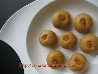 besan ladu, laddu recipe, maharashtrian ladu, besanache ladu