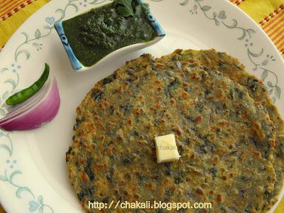 punjabi paratha, butter paratha, oil free recipe, oil free paratha recipe, paratha recipe, palak paratha, aloo paratha