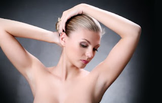Dark underarms, how to cure dark armpits