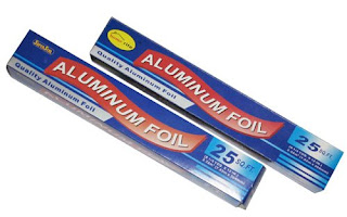 uses of aluminium foil