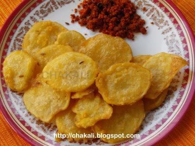 batatyachi bhaji, batata bhajji, aloo pakoda, alu pakoda, aloo pakora recipe, aloo bonda