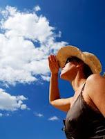 Protection against sun rays, sunburns