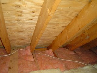 Sistering Lumber to existing Ceiling Joists