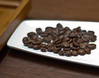 Kopi Luwak coffee beans