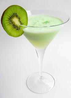kiwi colada a drink
