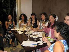 Historia del vino, el champagne, degustación con maridaje y protocolo empresarial...
