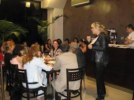 Clase Magistral de Champagne y Protocolo Empresarial