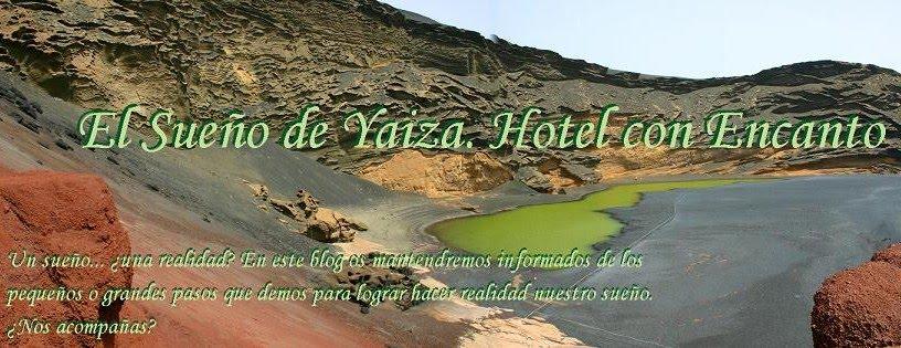 El Sueño de Yaiza. Hotel con encanto.