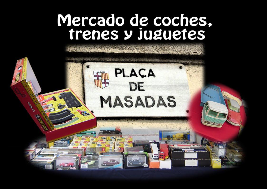Servicio puesto espectáculo de juguete cerca de Murcia