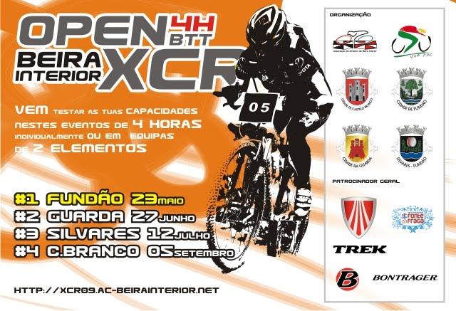 OPEN XCR DA BEIRA INTERIOR