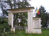 Cimitir Centralizator Al Ostasilor Cazuti in Regiune In Al II-lea Razboi Mondial