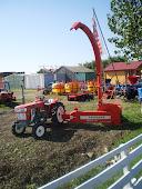 Expozitie cu vanzare a masinilor si utilajelor agricole