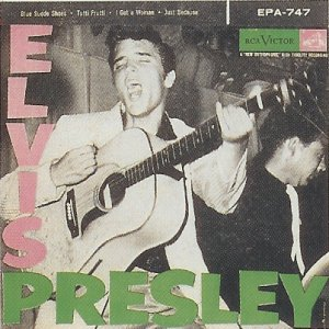 Elvis (Primer Album Oficial)