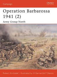 Osprey - Operación Barbarroja II: Hacia Leningrado
