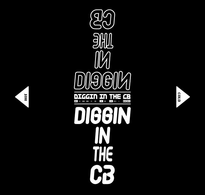 Diggin In The CB,,,