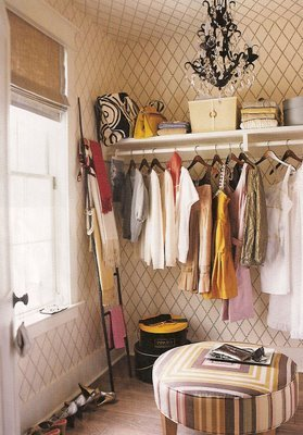 turning a spare bedroom into a closet here are some ideas