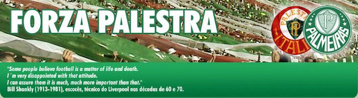 FORZA PALESTRA - Futebol com alma