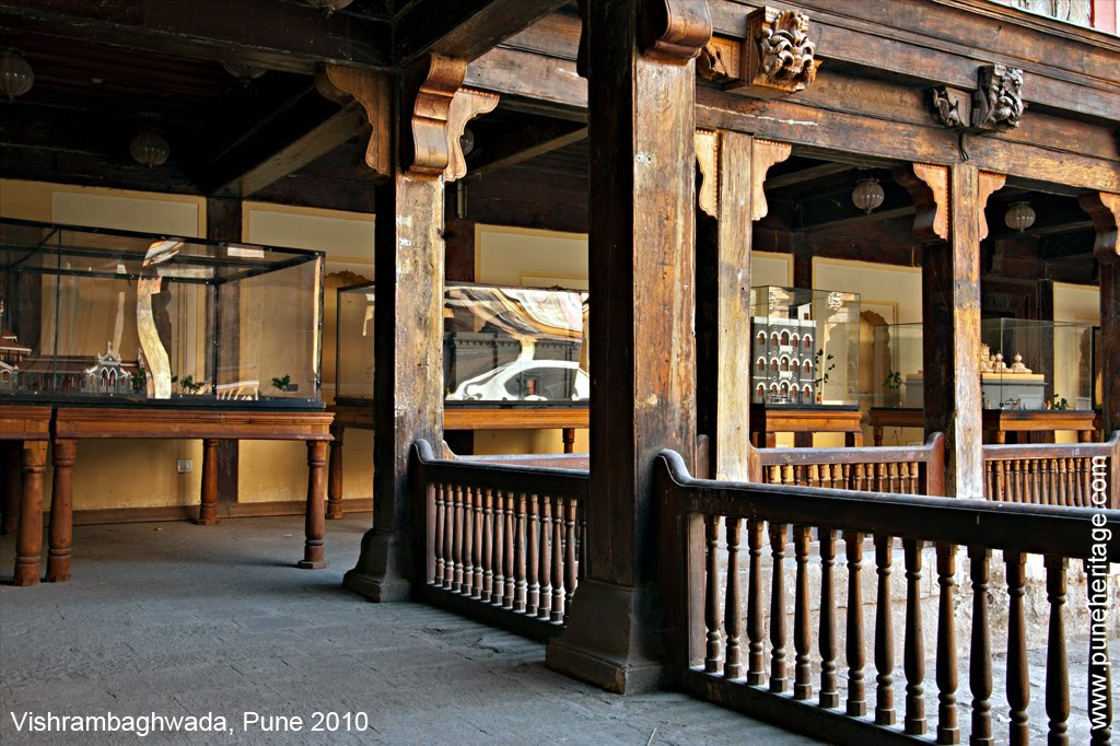 Pune heritage vishrambaghwada pride of pune for Architecture design for home in pune