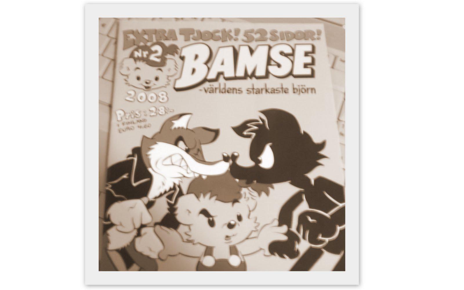 bamse världens starkaste björn del 1