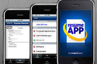 Resume App  IPA Version 1.70