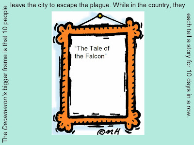 2nd period English 10: 23 February: Frame Story, Wife of Bath Vocab