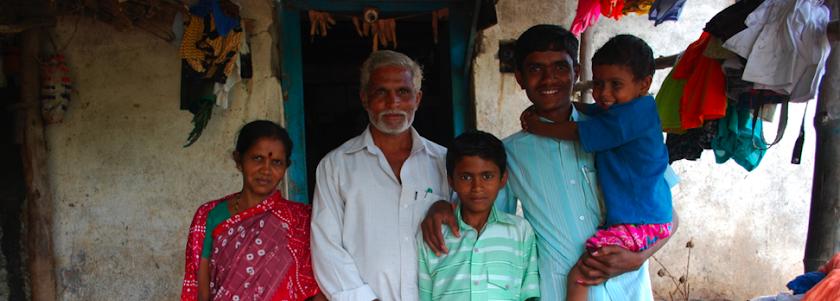 Niños de la India