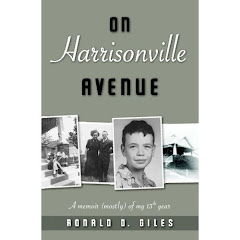 """ON HARRISONVILLE AVENUE""                  available NOW. Please click on the book."