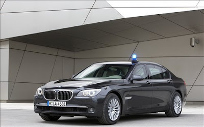 2010 BMW 7-Series High Security images