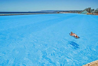 World Most Amazing Places World 39 S Largest Swimming Pool