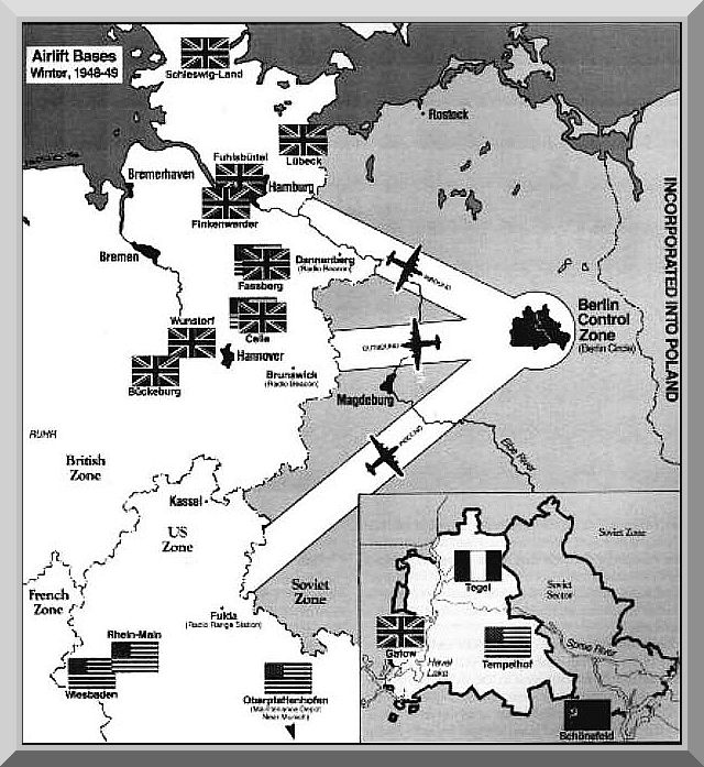 berlin airlift Home schools & colleges national curriculum berlin airlift consequences berlin airlift - consequences despite the airlift people living in west berlin did not have an easy time especially during the winter months.