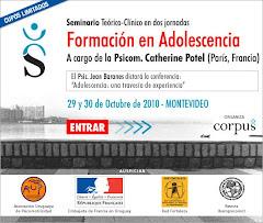 Jornadas sobre adolescencia en el Uruguay