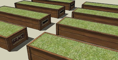 Ana White 10 Cedar Raised Garden Beds DIY Projects