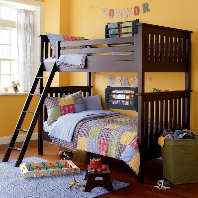 Land of nod bunk beds