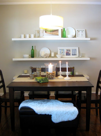 Free furniture plans white woodworker magazine - Dining room shelves ...