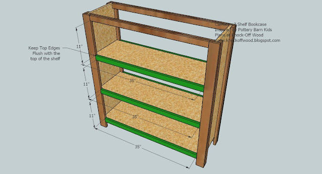 knock off wood furniture plans