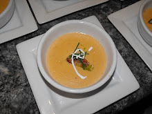 Pacific Crab bisque