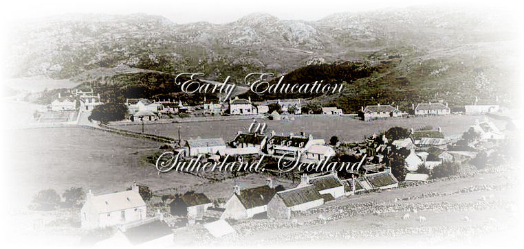 Education in Sutherland
