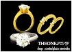 แหวนเพชร แหวนแต่งงาน แหวนหมั้น แหวนคู่ แหวนทองคำขาว