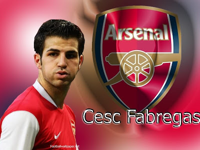 fabregas wallpapers. Cesc Fabregas wallpaper