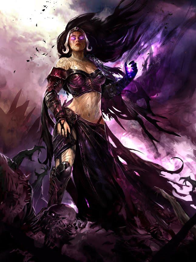 Magic The Gathering Liliana Vess
