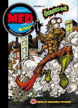 CARATULA Nº2 DE MEDcomics